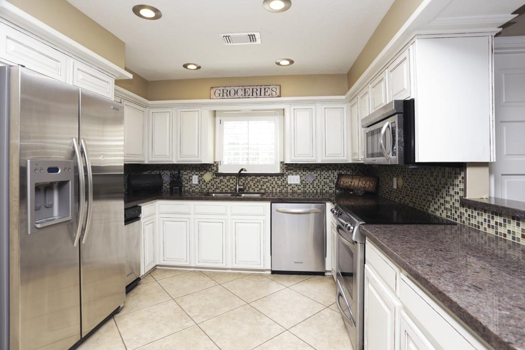 Granite Countertop Design Ideas