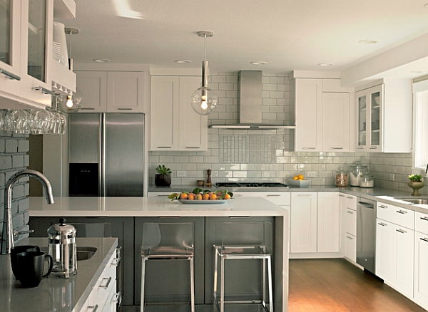 Caesarstone London Grey Quartz Countertop Ideas
