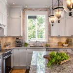 Cambria Bellingham Quartz White Cabinets Backsplash Ideas
