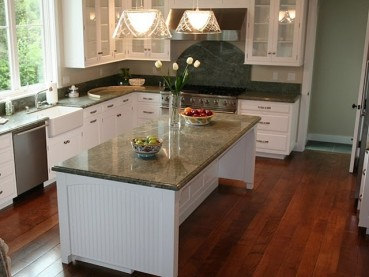 Costa Esmeralda Granite Countertops Design Ideas