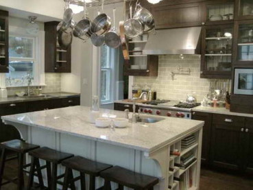 River White Granite Countertops Backsplash Ideas