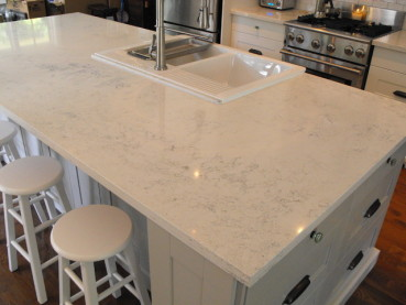 Which Quartz Countertop Looks Like White Marble?