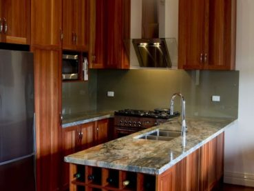 Fusion Quartzite Countertop Kitchen Design Ideas