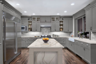 Cambria Brittanicca Marble Collection Quartz Countertops