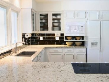 Best Popular White Granite Kitchen Countertop Colors