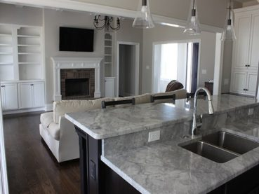 White Quartzite Looks Like White Marble Countertops