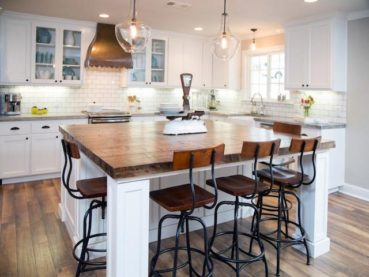 Wood Look Floor Tile White Kitchen Cabinet Designs
