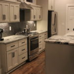 Vanilla Ice Granite Kitchen Countertops Design Ideas