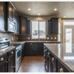 Brown Eyes Granite Kitchen Countertops Design Ideas