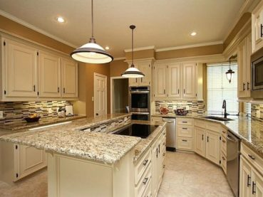 5 Exciting Gold Granite Countertop Ideas (Gold Trend!)