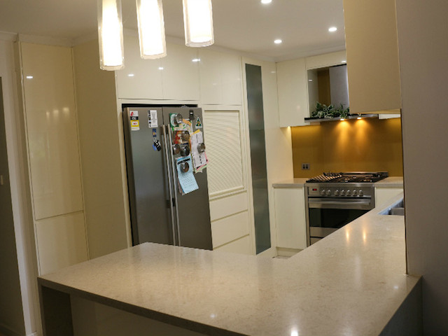 Caesarstone Taj Royale Quartz Kitchen Countertops Ideas